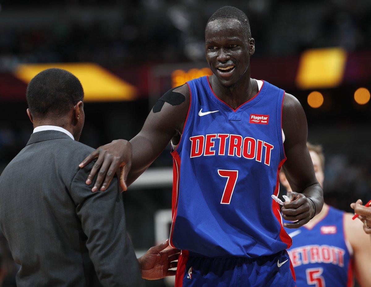 FOX Basketball's photo on Thon Maker