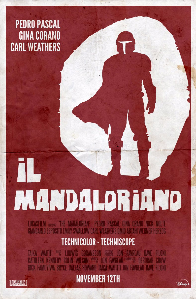 I made this after today's #TheMandalorian panel. For @Jon_Favreau @dave_filoni @PedroPascal1 and everyone else involved.