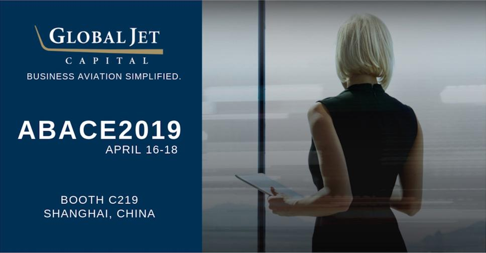 Its not too late to register for the Asian Business Aviation Conference & Exhibition in Shanghai, China this week from April 16-18. Well be there to discuss aircraft financing at Booth C219, so be sure to stop by! #bizav #abace #abace2019