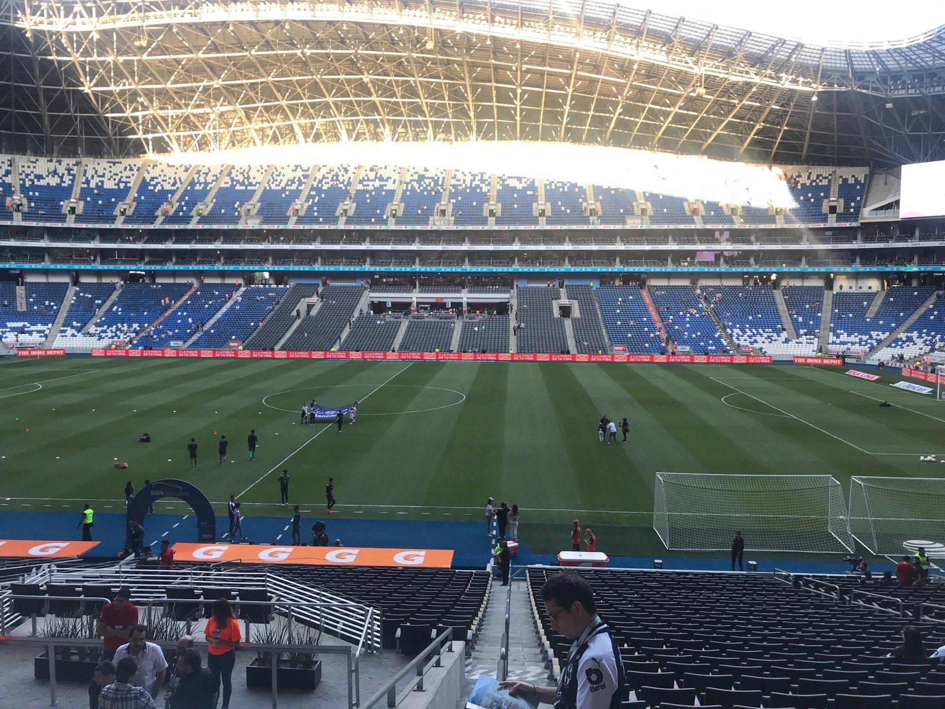 Monterrey apalea 4-0 al Santos Laguna Fecha 14 2019