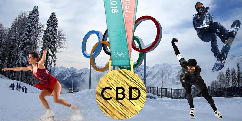 奥运会允许参赛运动员使用大麻二酚(CBD)