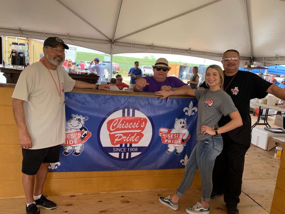 #latepost our representatives never let us down. Our team makes every event a huge success @Hogs4TheCause #teammembers