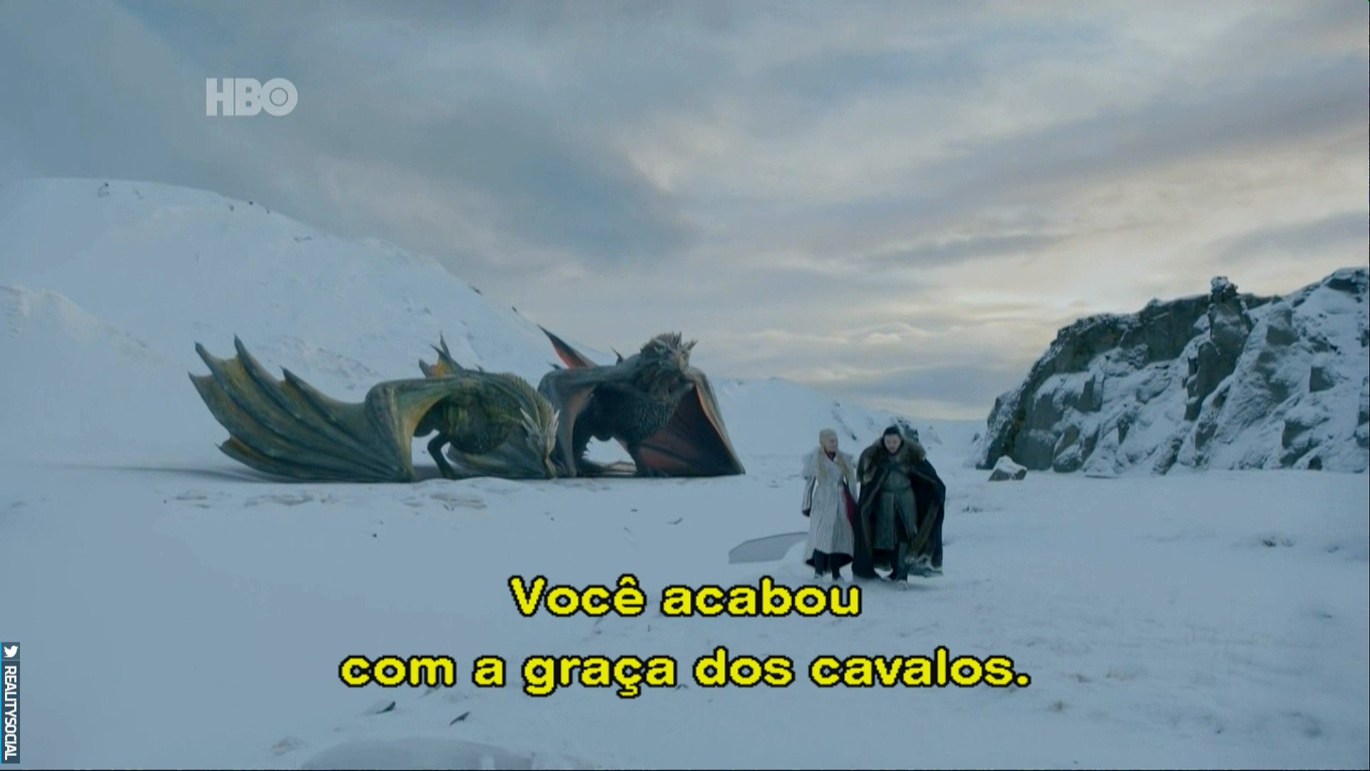 O que aconteceu no primeiro episódio da 8ª temporada de Game of Thrones?