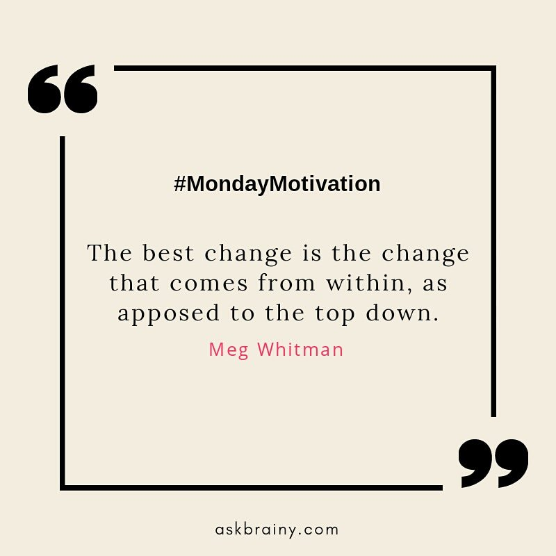 #quotesoftheday #quotes #motivationalquotes #goodquotes #philosophy #life #universe #being #human #sprituality #megwhitman #education #askbrainy