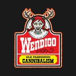 Image for the Tweet beginning: This is creative.  #wendigo #cryptid #scary