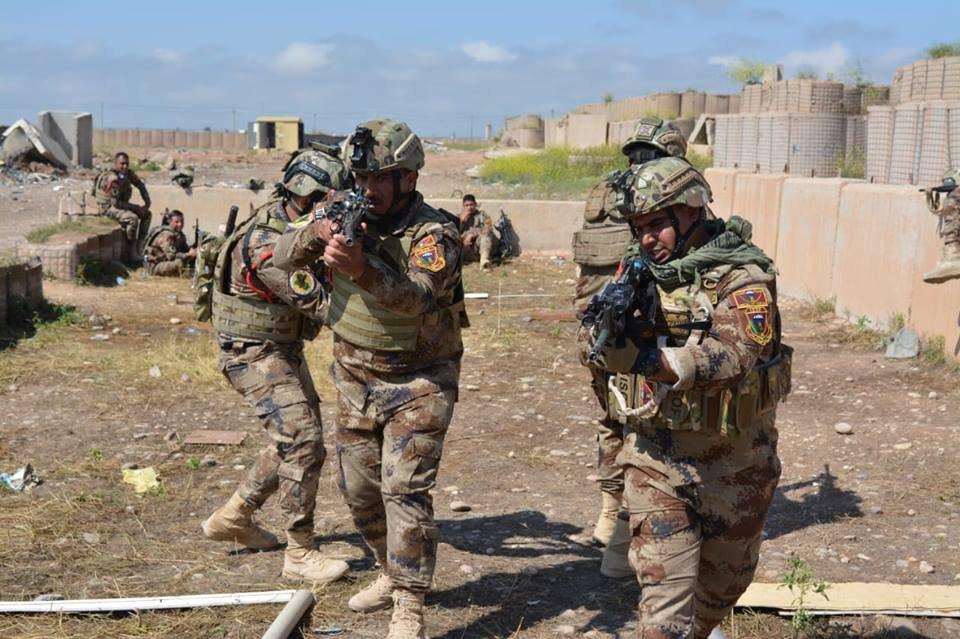 جهاز مكافحة الارهاب (CTS) و فرقة الرد السريع (ERB)...الفرقة الذهبية و الفرقة الحديدية - قوات النخبة - متجدد - صفحة 10 D4L-N7QWwAIu2B0