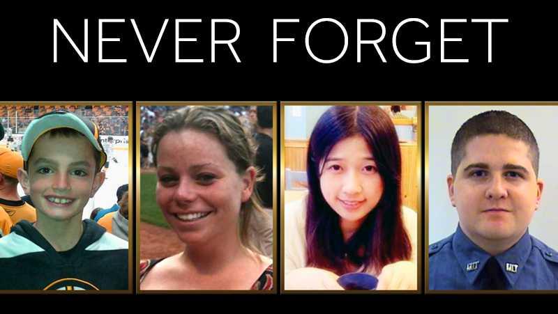 One Boston Day honors Boston Marathon bombing victims https://t.co/mrzuEflQLb https://t.co/sXYjpJkrxx
