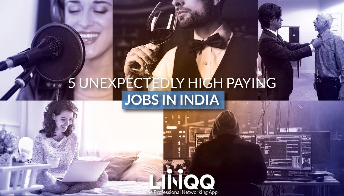 LINQQ Professional Networking App