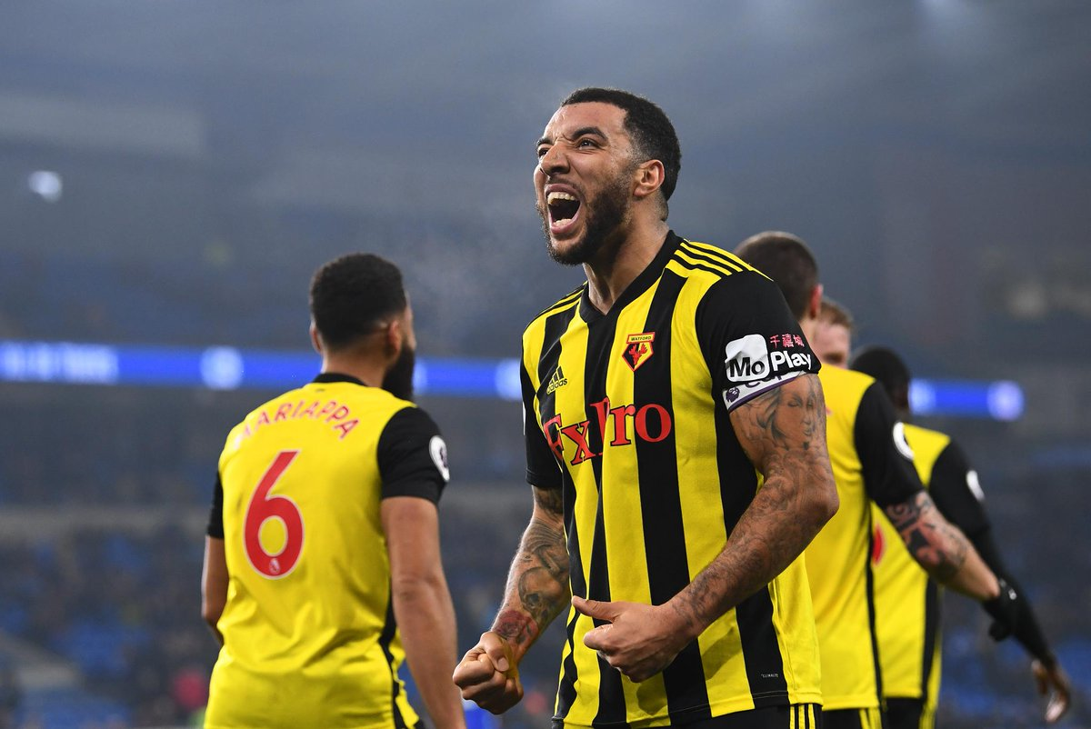 RT @OfficialFPL: I need big #FPL points from _________ to save my Gameweek 🙏  #MondayMotivation #WATARS https://t.co/On5W4gfrqd