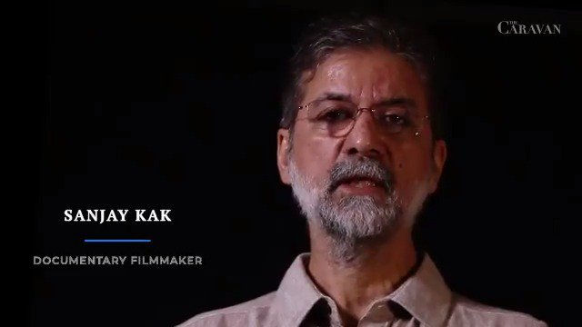 """""""I think, put together, there can't be a better time for the magazine to move out and reach the largest numbers of people"""": Sanjay Kak, documentary filmmaker.  Subscribe now and bring us one step closer to financial independence: https://t.co/BVlNGt8bRq https://t.co/aseEwTYyND"""