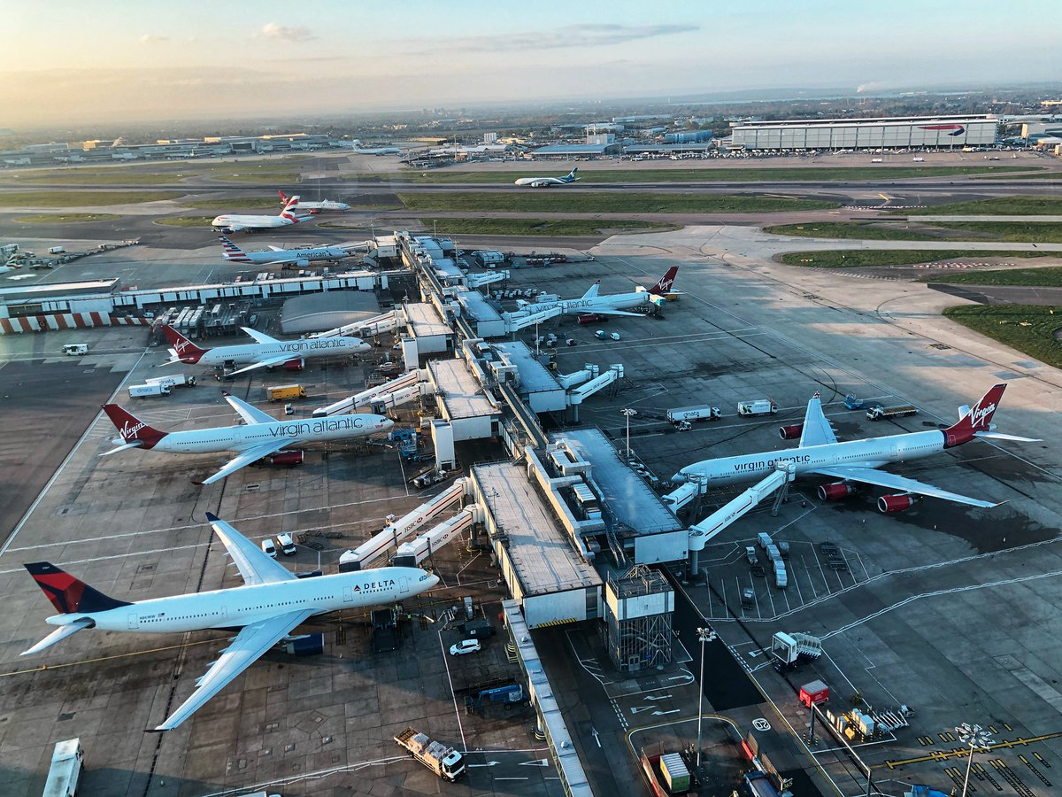 Heathrow Airport's photo on Hello Monday