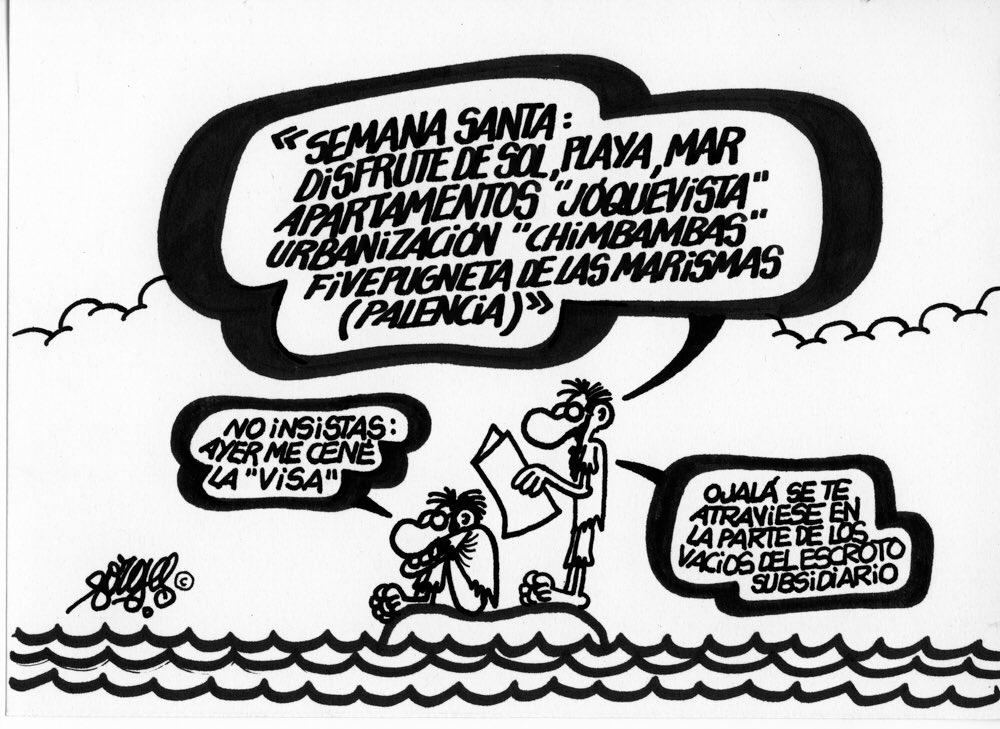 Viñeta publicada en Diario16, en 1988