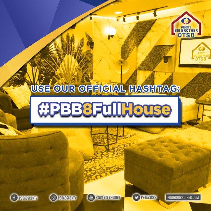 #PBB8FullHouse Photo