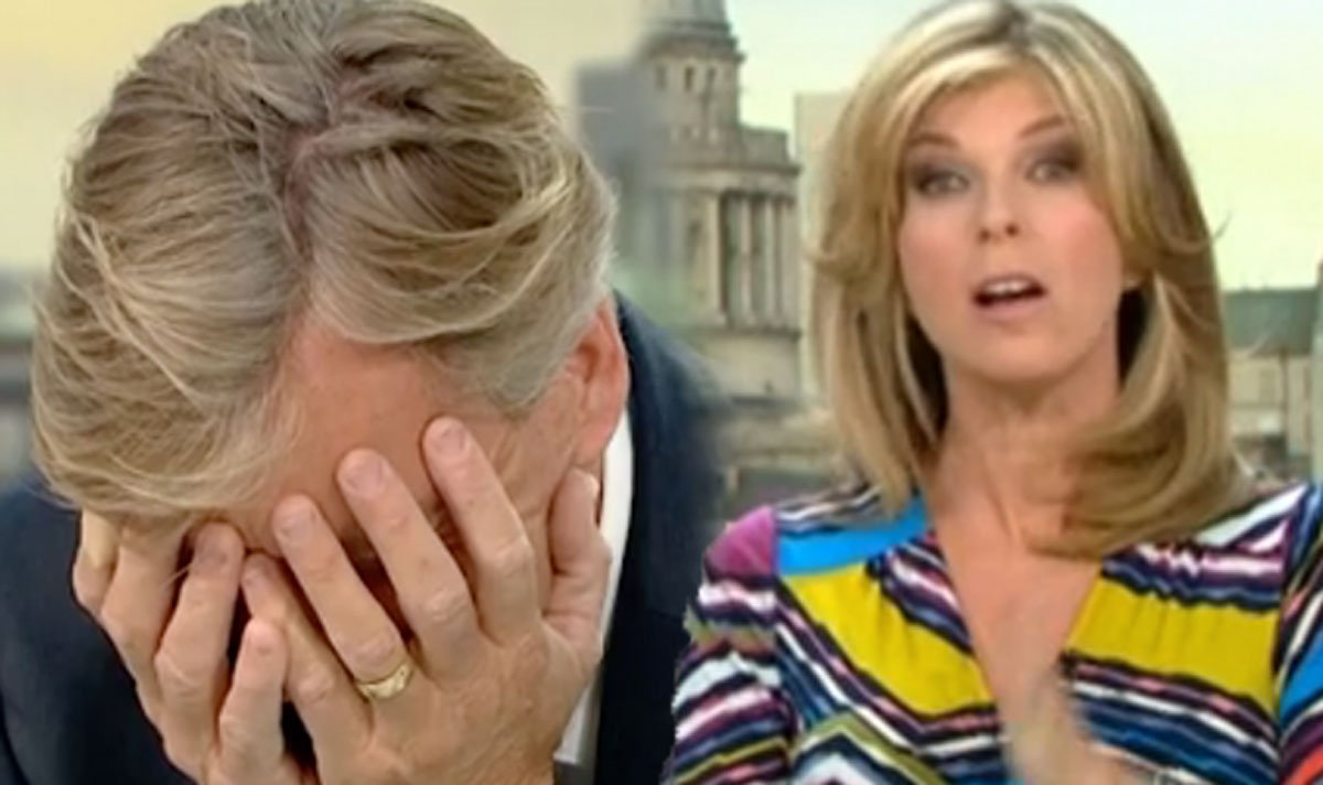 Daily Express's photo on #goodmorningbritain