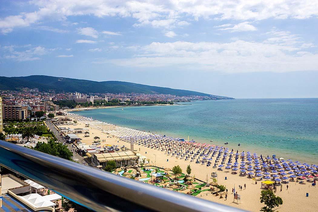 болгария солнечный берег фото пляжа том