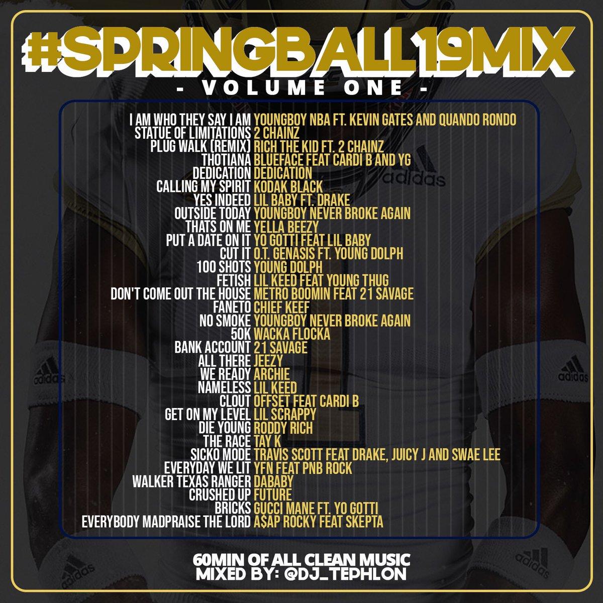 SpringBall19Mix hashtag on Twitter