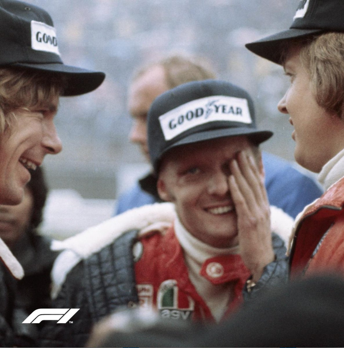 One of the most courageous comebacks of all time..   #F1