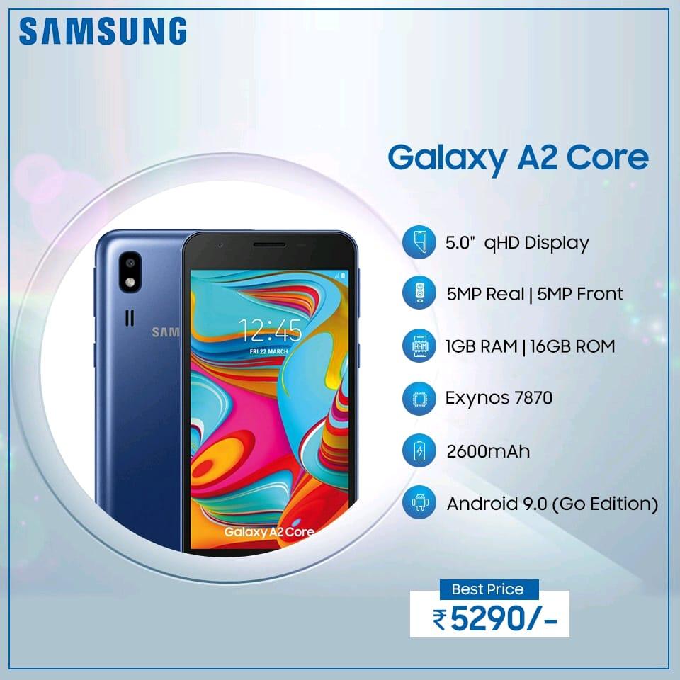 Samsung Resmi Rilis Ponsel Android Go Harga Rp 1 Jutaan