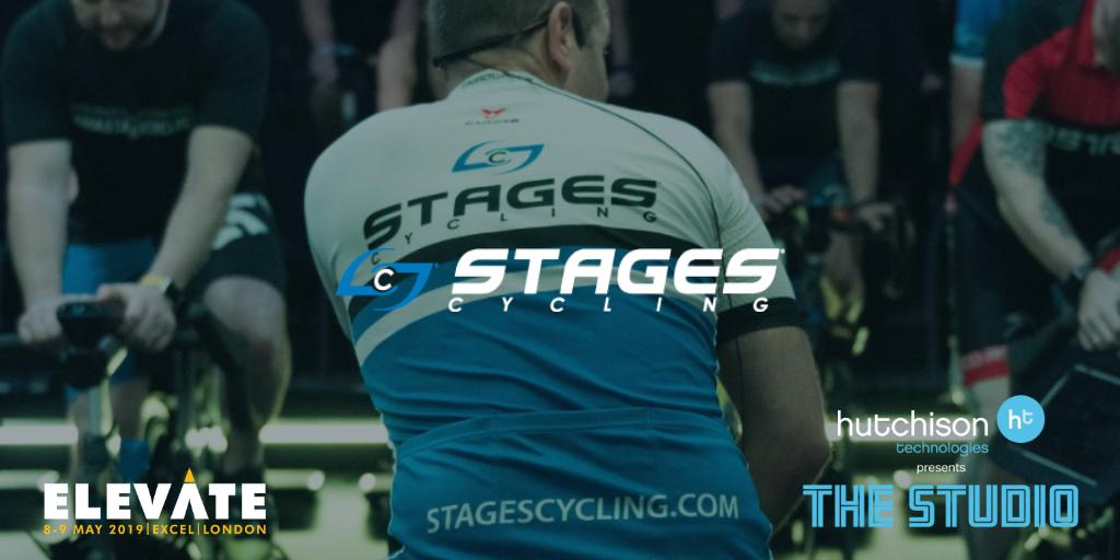 Image for Hutchison Technologies are happy to announce that @stagescycling will be joining us at @elevatearena in our Studio. Sign up to meet the team at #Elevate on the 8th & 9th May 2019 https://t.co/HO7bbNncXL #Elevate #MondayMotivation #healthandfitness #bo