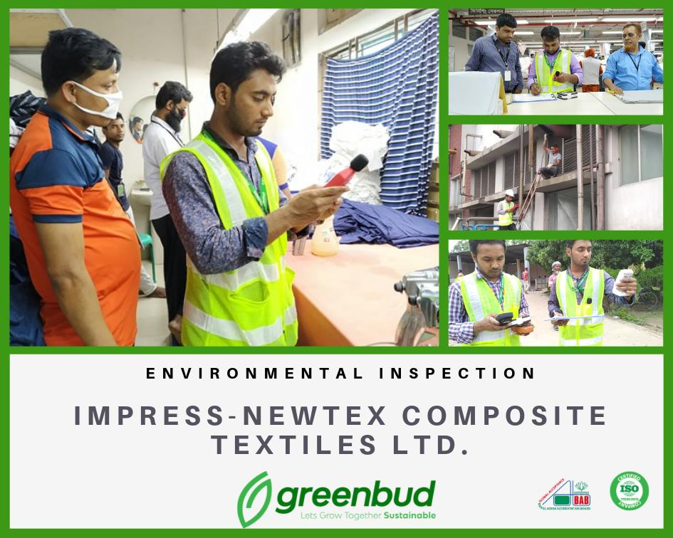 Impress Newtex Composite Textiles Ltd Factory