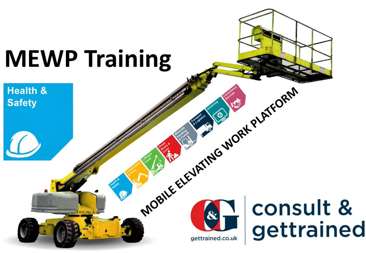 "test Twitter Media - Excellent feedback from Moses at Urbaser on our 'ITSSAR Mobile Elevating Work Platform 3A, 3B' course who said ""The trainer communicated his experience and knowledge well - Great experience!""#Feedback #Training #happycandidate #healthandsafety #MEWP https://t.co/Y7SQvDsdbG"