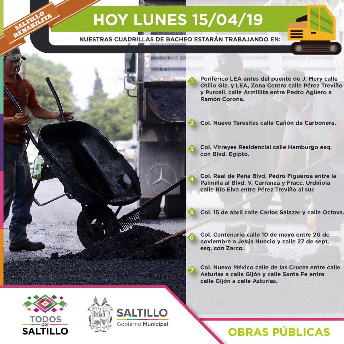 Obras Publicas Salt's photo on #FelizLunes