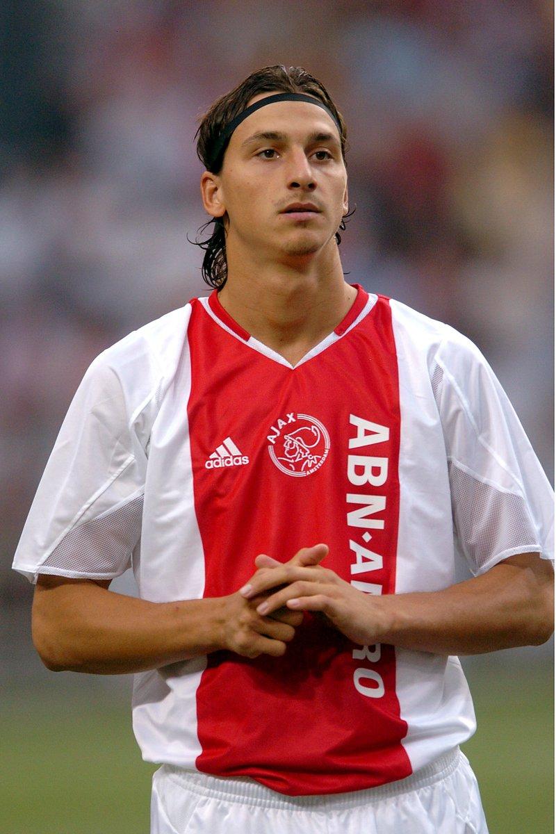best service b02d3 8b438 Zlatan Ibrahimovic Ajax : Zlatan Ibrahimovic explains ...
