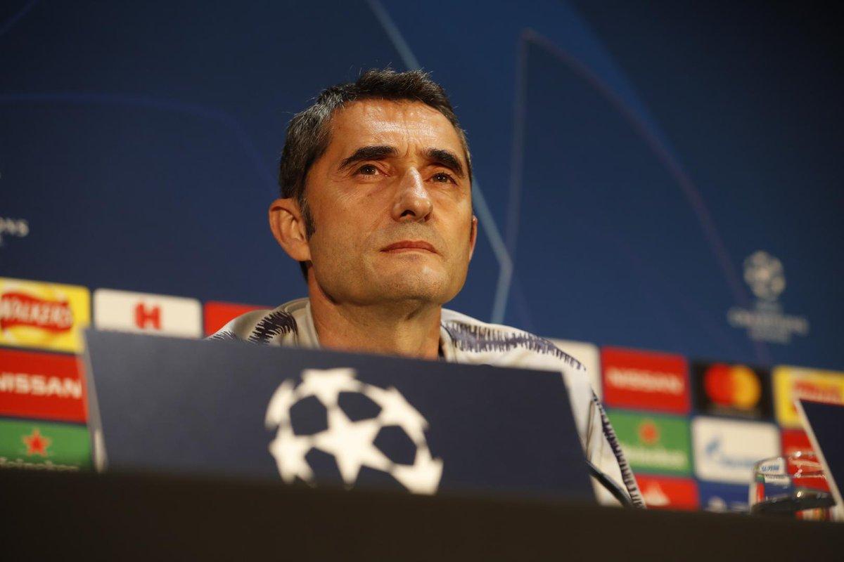 D4M1r_NWsAAbH_f Valverde habló sobre Dembelé, Messi, Ter Stegen y Vidal - Comunio-Biwenger