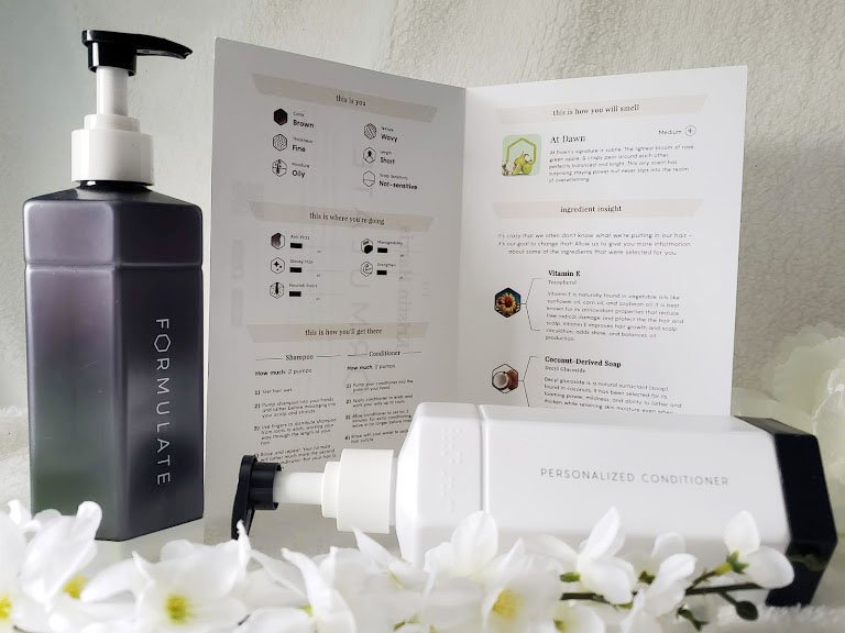 Here's what  happened when I tried personalized haircare!   https://talesfromhome.com/personalized-shampoo/…  #beauty #women #hair #haircare #personalization #personalised #shampoo #beautyproducts #selfcare #treatyourself