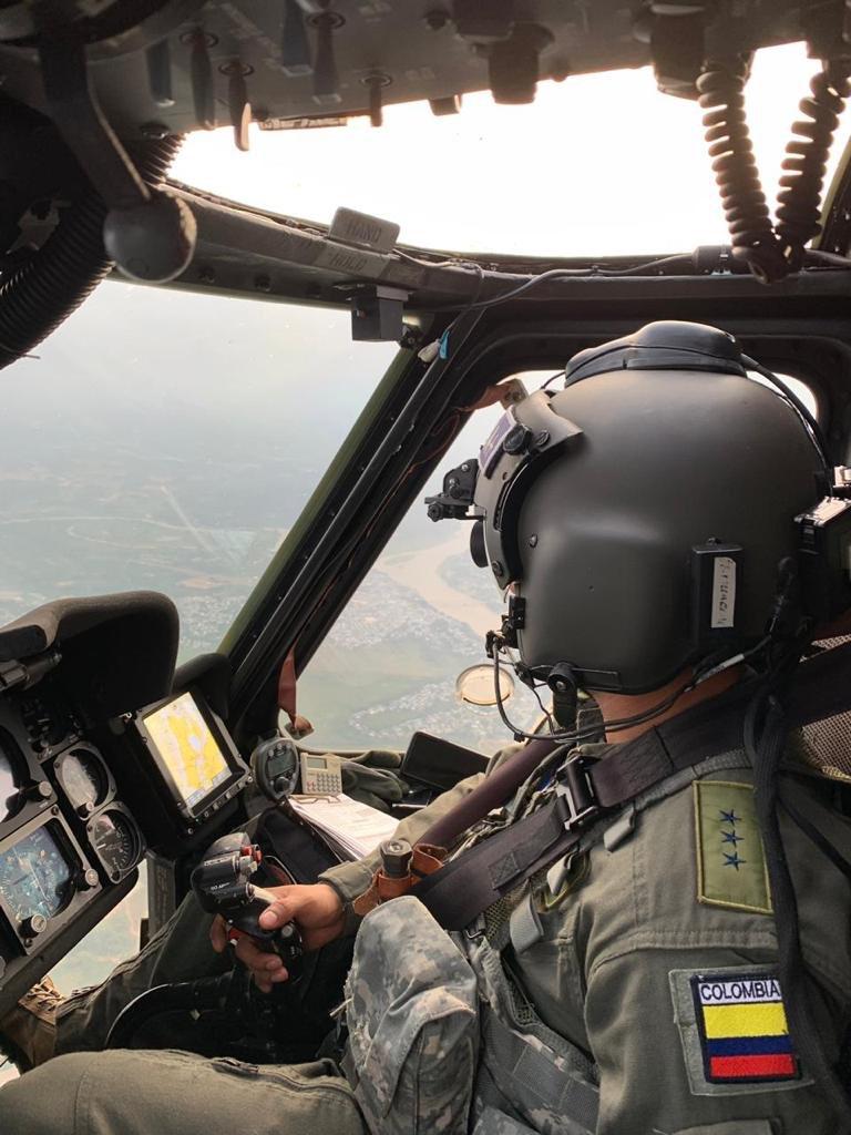 Fuerza Aérea Colombiana's photo on #FelizLunes