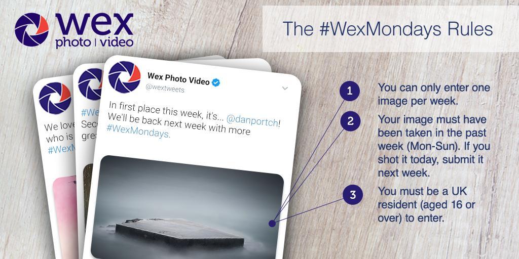 Wex Photo Video's photo on #WexMondays