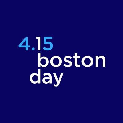 Today, we honor #Boston's resilience, generosity, & strength. #OneBostonDay  & best of luck to all of the #BostonMarathon participants, we'll be cheering you on at the finish line!<br>http://pic.twitter.com/IvZi002EAC