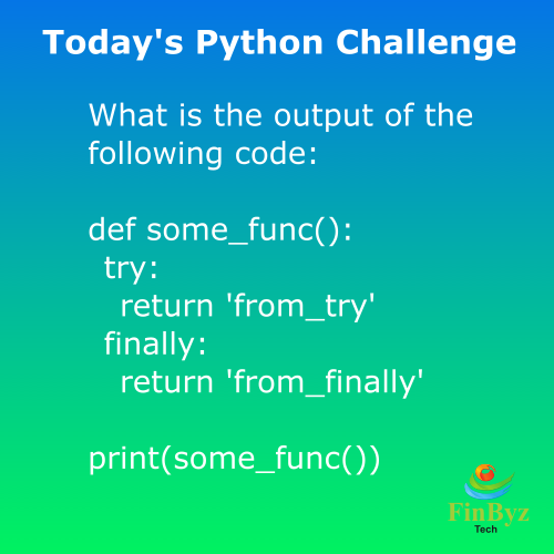 Day4 : Python 7 days challenge   This challenge is for every