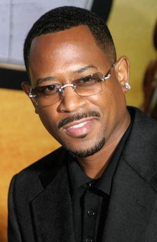 """April 16: Happy 54th birthday to actor Martin Lawrence(\""""Blue Streak\"""")"""