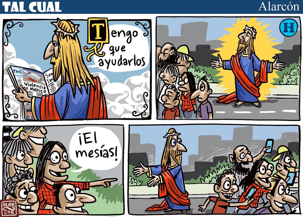 Llegó el Mesías - Alarcón