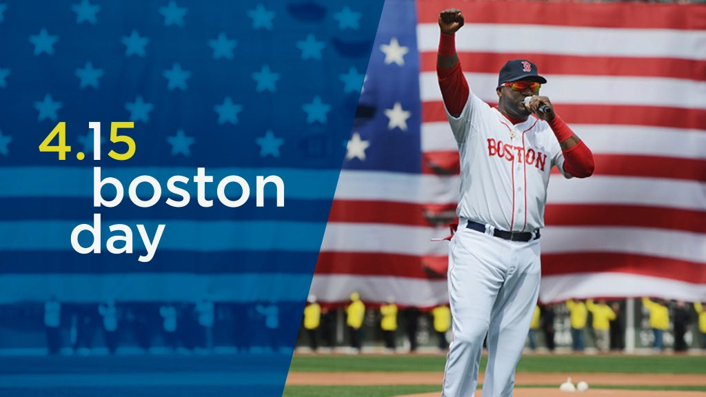 Today, #OneBostonDay, we celebrate the resiliency, strength, and generosity of this city.  <br>http://pic.twitter.com/Eesxsa1LFY