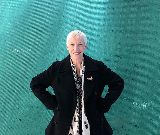 Annie Lennox's photo on Good Monday