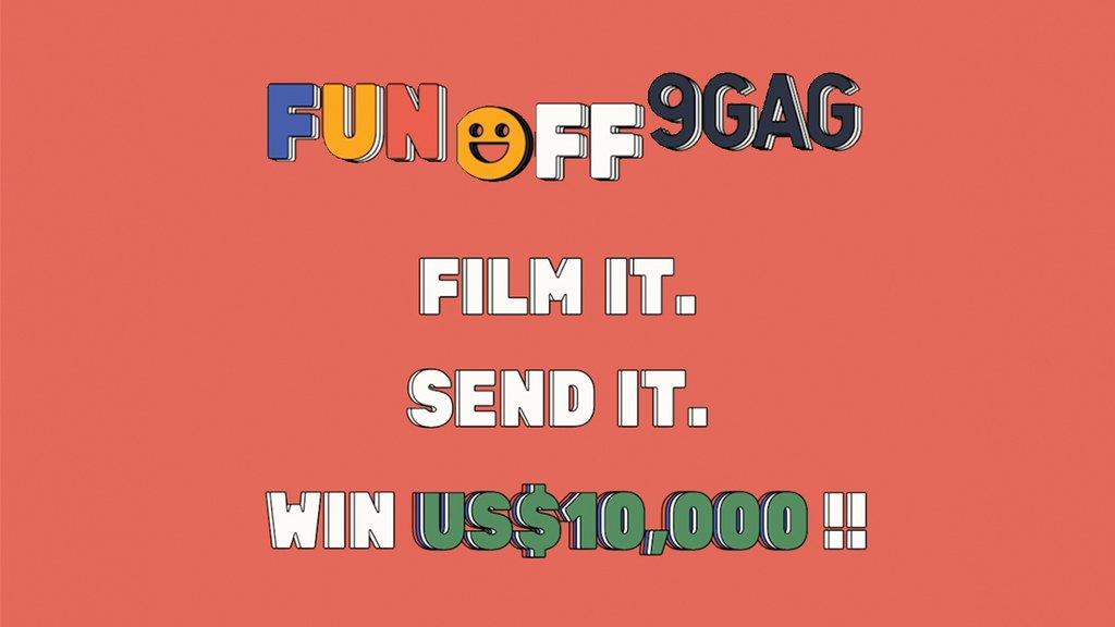 9GAG : See the full #9GAGFunOff Season 3 Winner Announcement here: http://funoff.9gag.com/s3winner (via Twitter https://twitter.com/9GAG/status/1117772494289530885…)