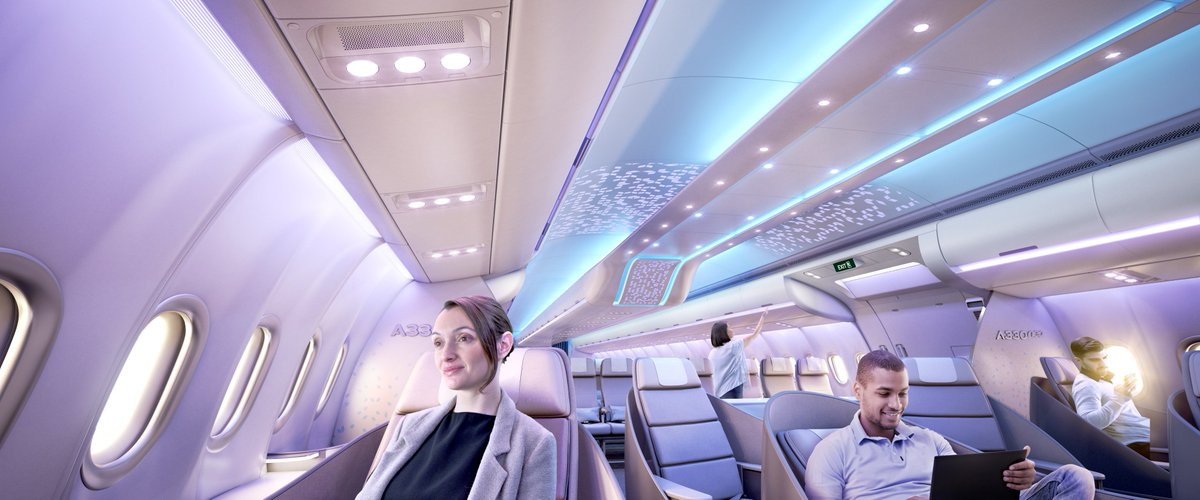 From #5G to micro-satellites, discover how #connectivity transforms the in-flight experience for faster connectivity & a comfortable browsing experience for travellers – welcoming a new era of flight operations that will make aviation safer, more efficient http://bit.ly/2IkfsFJ