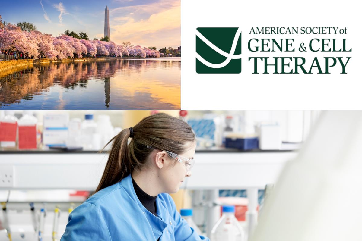 We are attending the @ASGCTherapy Annual Meeting in a couple of weeks, why not pre-book a meeting with us?   📅 29th April – 2nd May 📍 Washington Hilton, Washington D.C.  Get in touch: https://bit.ly/2GCbG94