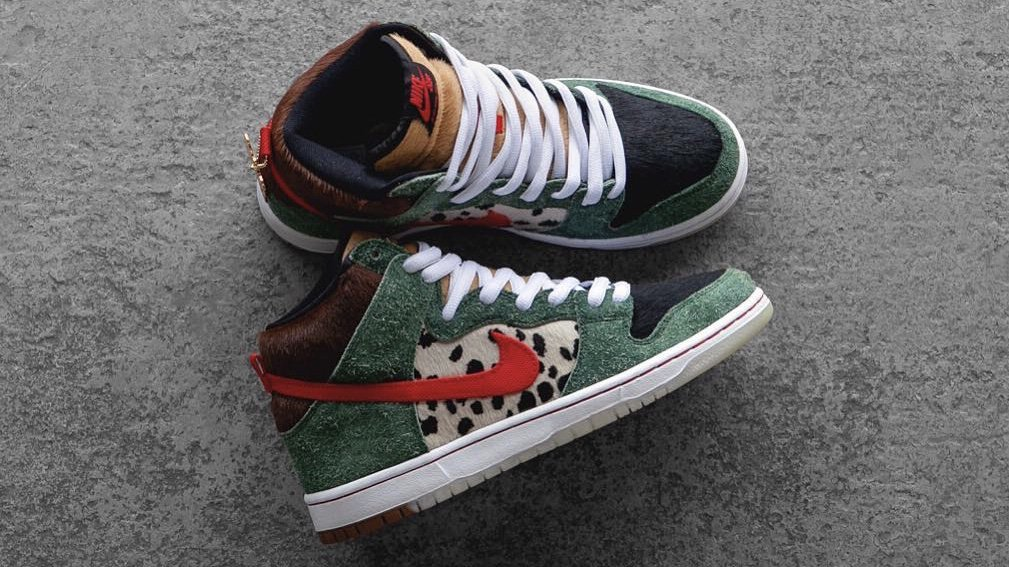 a216c68ba79933 nike sbs walk the dog dunk high is set to drop on april 20th for 110