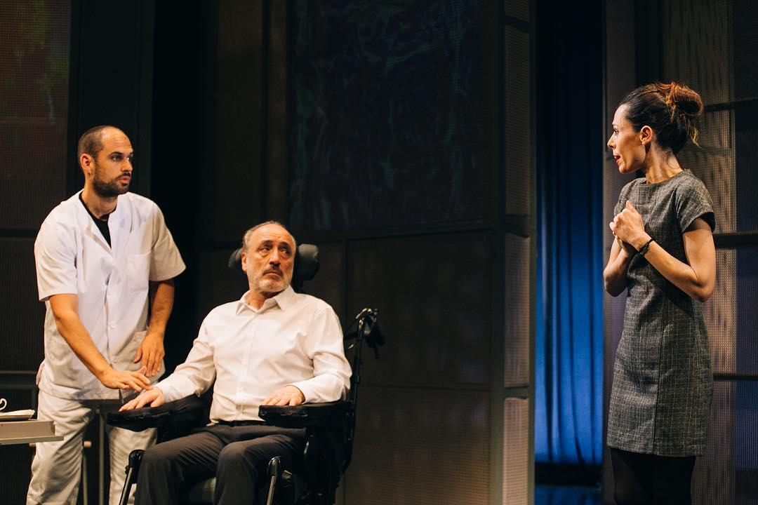 Primeras imágenes de INTOCABLES, que próximamente estará en el @treinavictoria #teatroMadrid  https://madridesteatro.com/intocables/