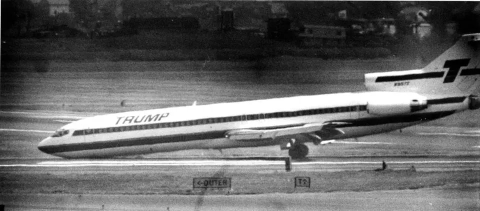 THIS is a Trump Shuttle.  Another FAILED Trump enterprise is Trump Airlines - but what the hell do I know?  I&#39;m just a citizen.  SAD.  #TrumpAir #TrumpFailures #TrumpAirlines #TrumpLies<br>http://pic.twitter.com/QDjPjsu4lf