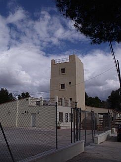 La que hay en mi pueblo, Torrent (Valencia), es, desde hace años un restaurante.