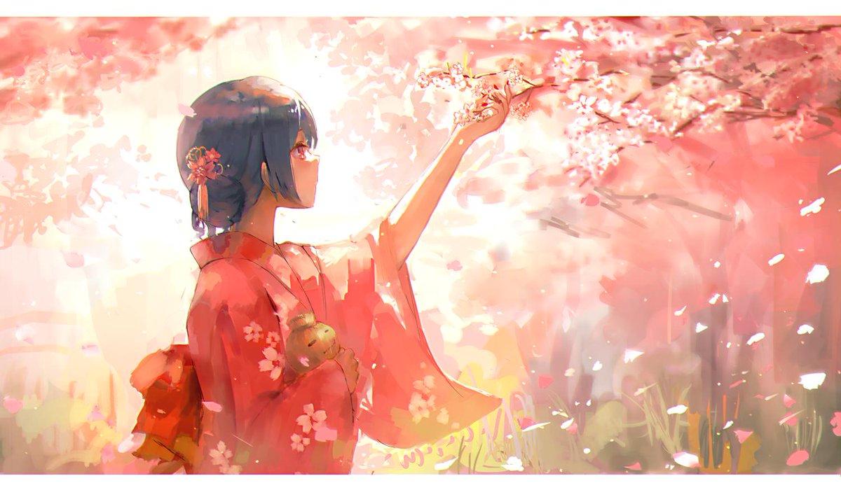 杜野凛世と歩く春