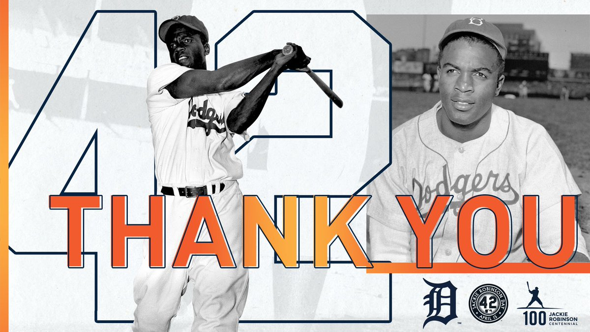 Detroit Tigers's photo on #Jackie42