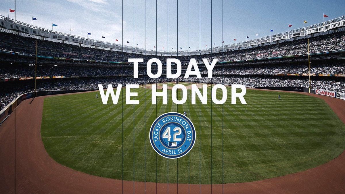 New York Yankees's photo on #Jackie42