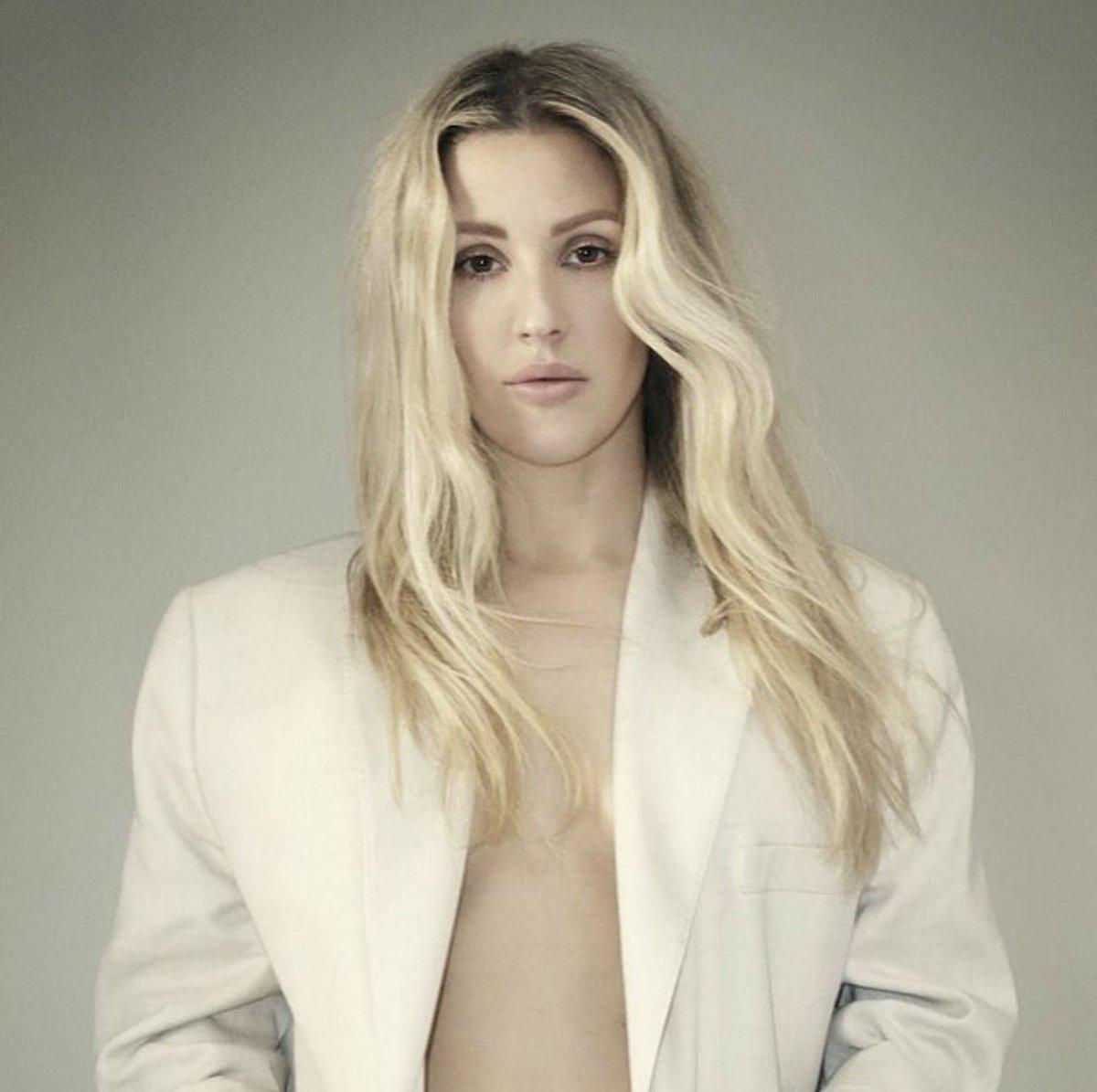 Ellie Goulding photoshoot