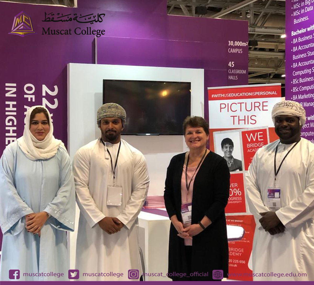 Muscat College Oman A Twitter Muscat College Participate In Ghedex2019 Exhibition Which Inaugurated By H E Dr Abdullah Al Sarmi Undersecretary Of Ministry Of Higher Education And Continues Till Tuesday 16th Of April