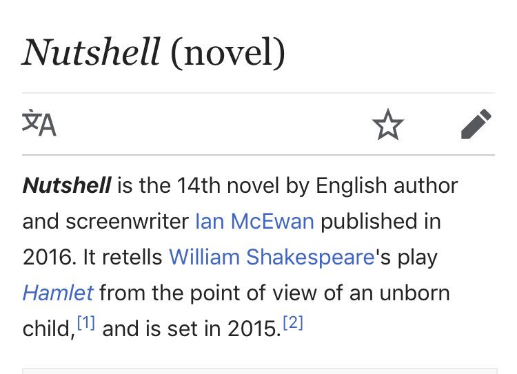 i like ian mcewan but it takes some nerve to write off all genre fiction when you uh... conceived this premise <br>http://pic.twitter.com/HDWNLorxrV